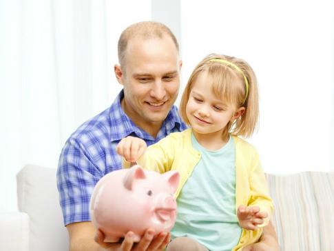 Jak učit děti hospodařit spenězi